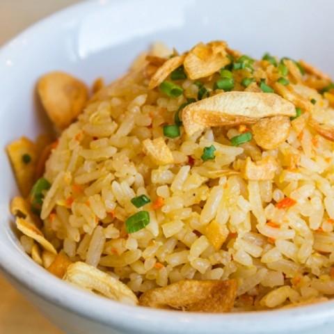 How to make Garlic Fried Rice