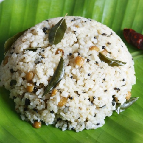 How to make Rice Upma