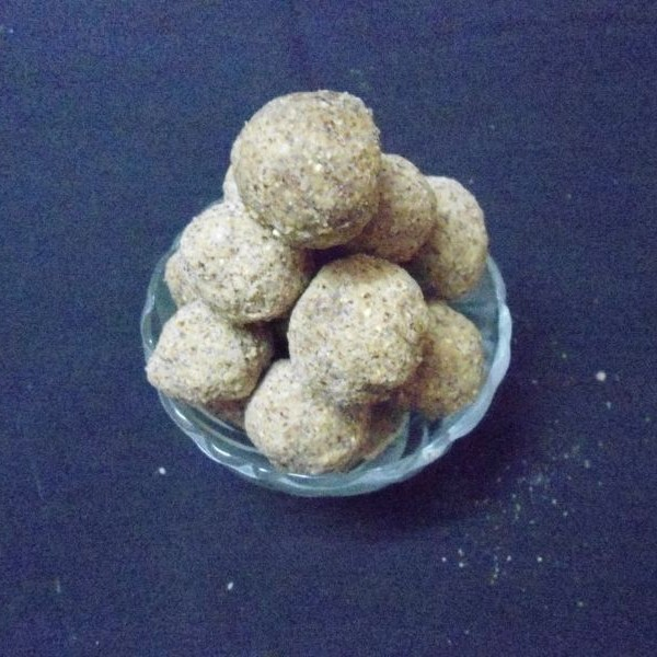 Photo of Flaxseeds Ladoo by Babitha Costa at BetterButter