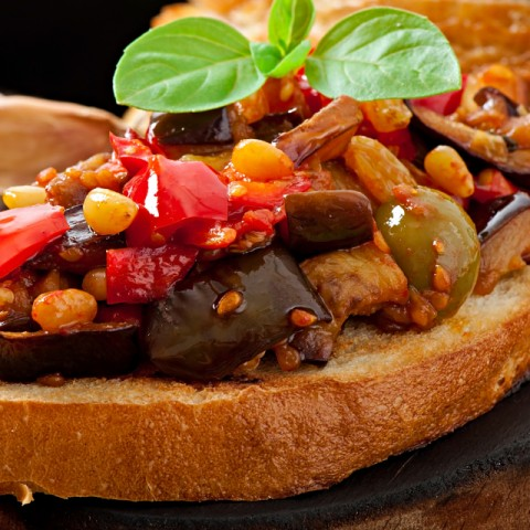 Photo of Caponata by Sanjula Thangkhiew at BetterButter