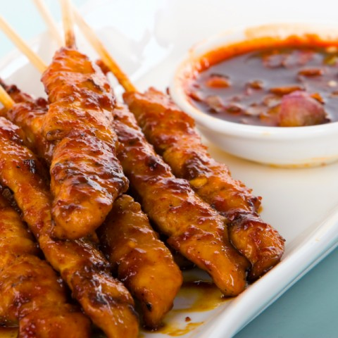 Photo of Chicken Satay by Sakshi Khanna at BetterButter