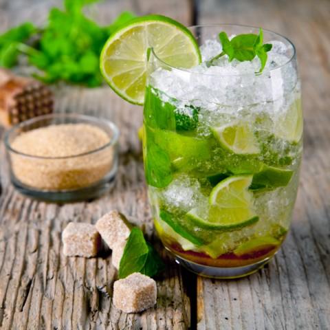 How to make Lime and Lemon Virgin Mojito