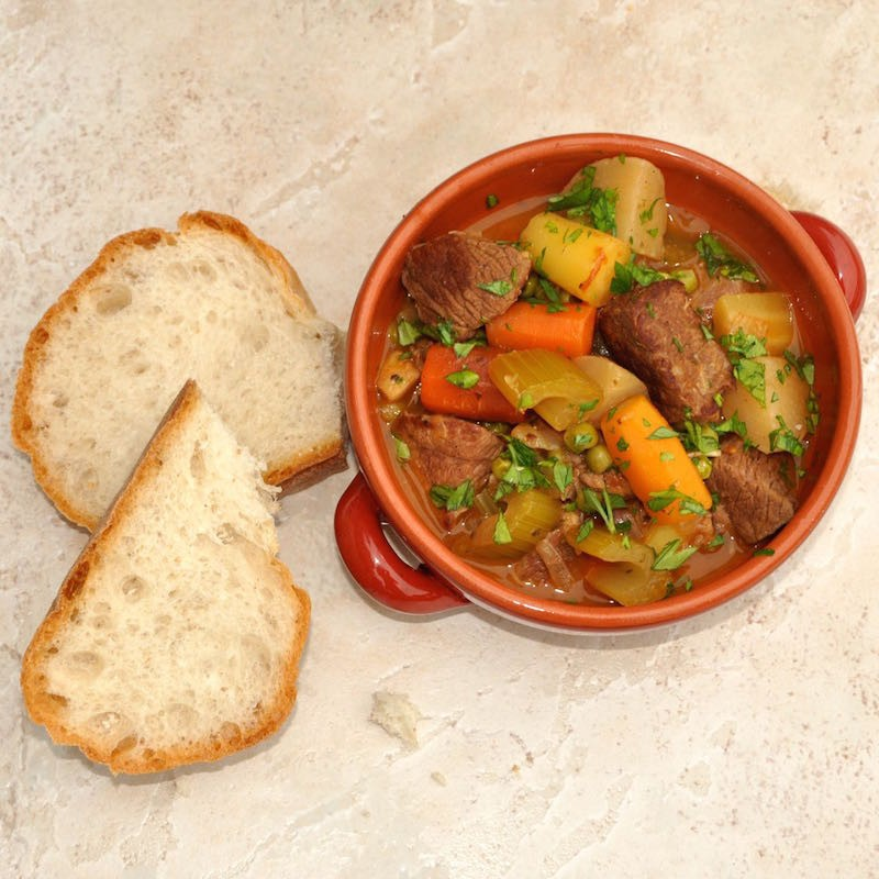Photo of Lamb with vegetables by Smita Chandra at BetterButter