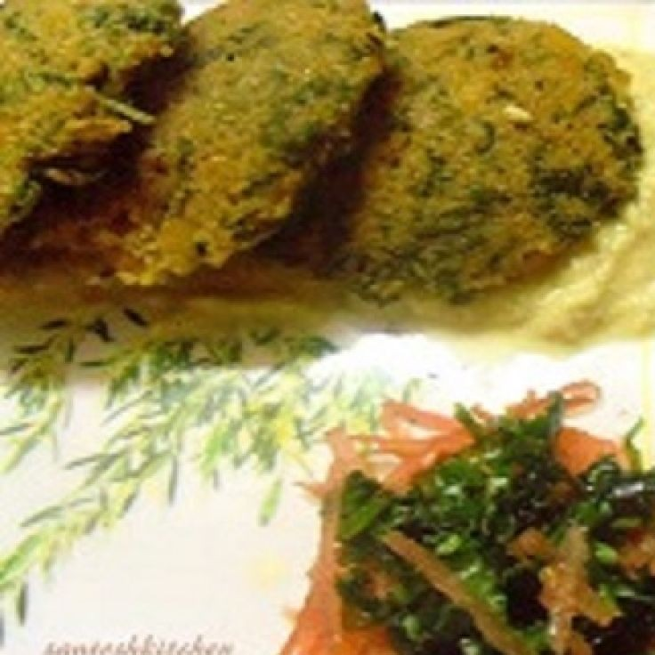 How to make Spinach and Chana dal Idli