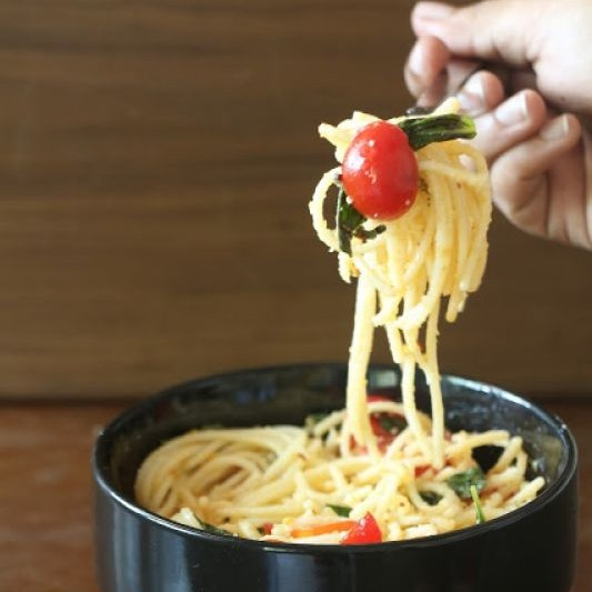 Photo of My Simplest Pasta by Maria George at BetterButter