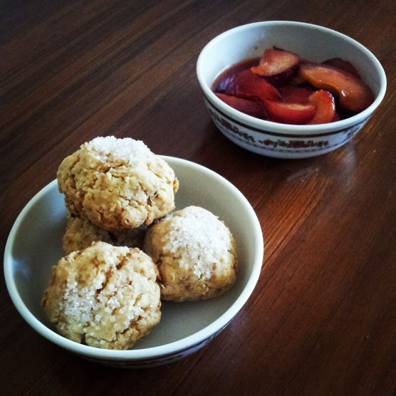 Photo of Oatmeal Shortcakes by Maria George at BetterButter