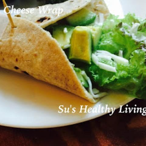 Photo of Avocado Cheese Wrap by Suchitra Kamath at BetterButter