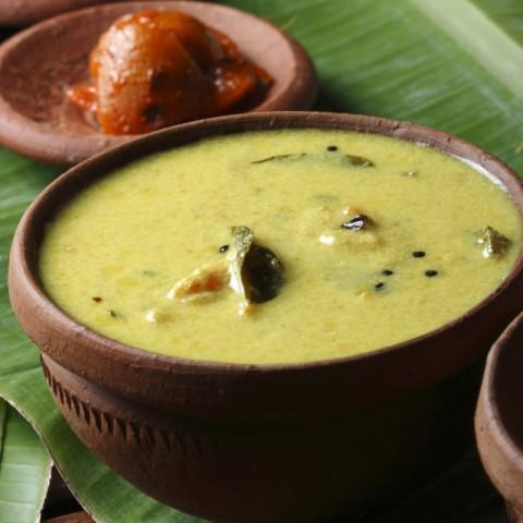 How to make Moru Curry (Kaalan)