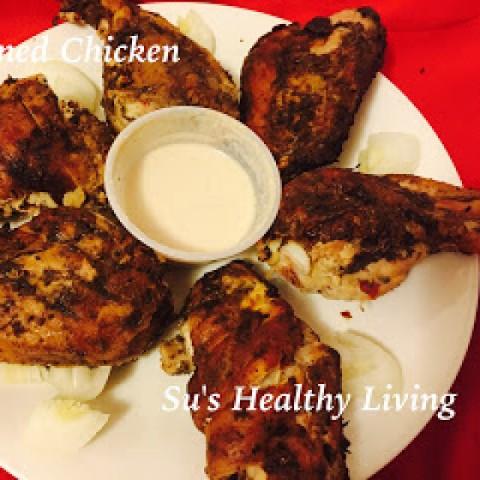 Photo of Blackened Chicken by Suchitra Kamath at BetterButter