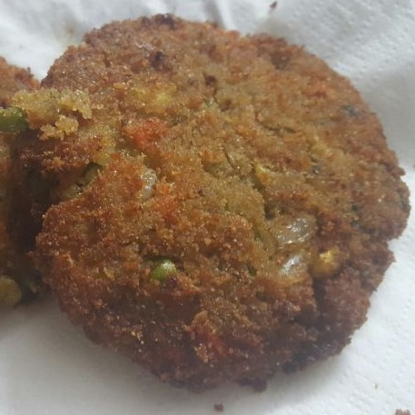 How to make Soya multi veg kabab