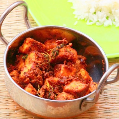 Photo of Kashmiri Chaman / Kashmiri Paneer by Lisha Aravind at BetterButter