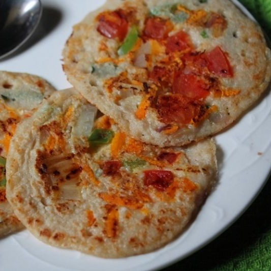 Photo of Instant Oats Uthappam Recipe by Aarthi Satheesh at BetterButter