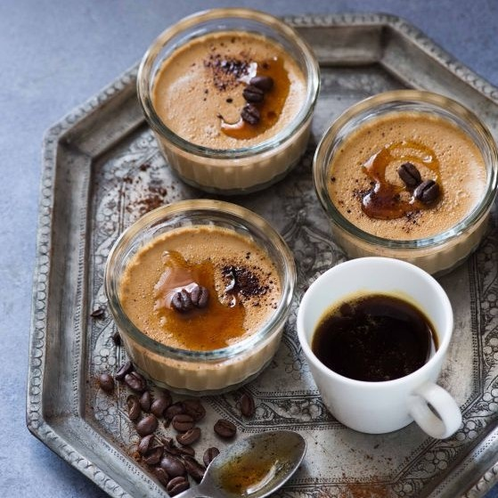 Photo of Espresso Panna Cotta by Himanshu Taneja at BetterButter