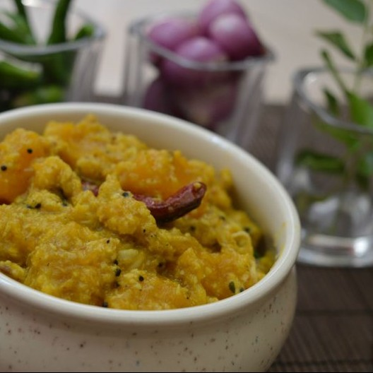 Photo of Erissery (Pumpkin curry) by sweta biswal at BetterButter