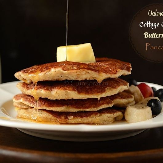 Photo of Healthy Oatmeal Paneer Buttermilk Pancakes(No eggs) by Jyothi Rajesh at BetterButter