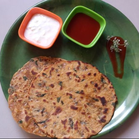 Photo of Methi Thepla by Mohini Surve at BetterButter
