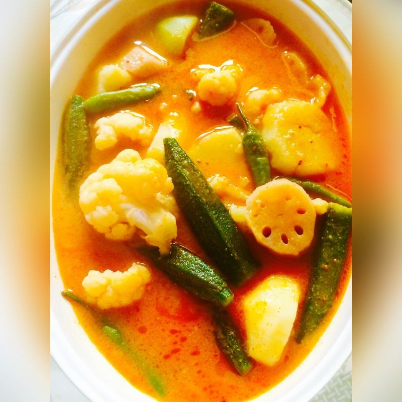 Photo of Sindhi Kadhi by Rina Khanchandani at BetterButter