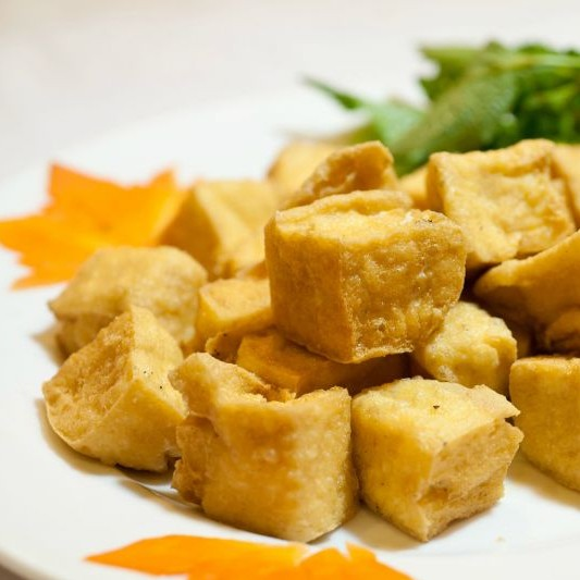 How to make Fried Tofu
