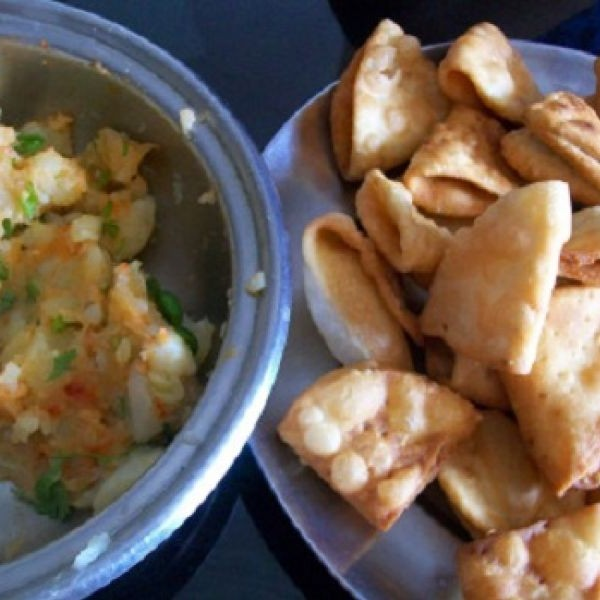 Photo of Suhaal with Potato Mash by Shirin Mehrotra at BetterButter
