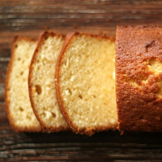 Photo of Madeira Cake by Shireen Sequeira at BetterButter