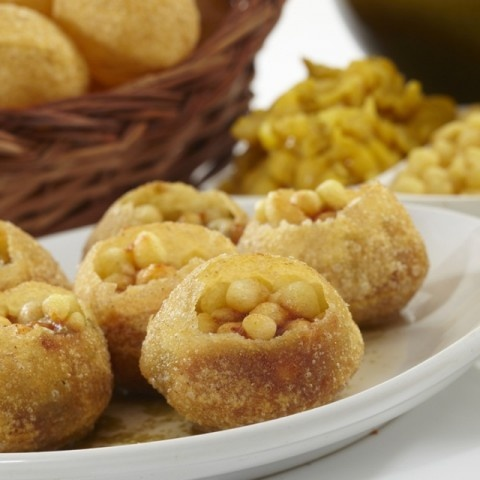 Photo of Pani Puri by BetterButter Editorial at BetterButter