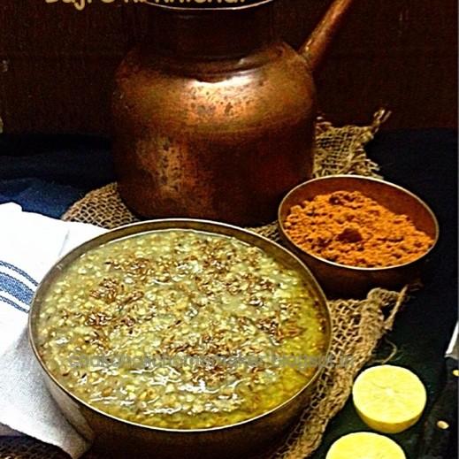 How to make Bajra Khichdi