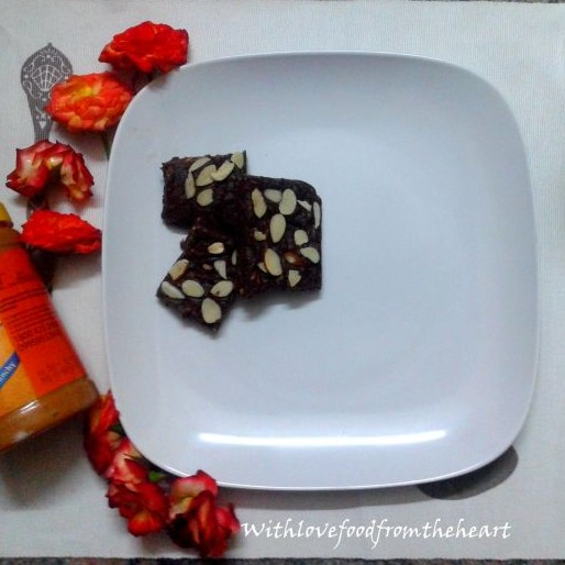 Photo of Chocolate Oats Peanut butter squares by Susmita Nanda Dash at BetterButter