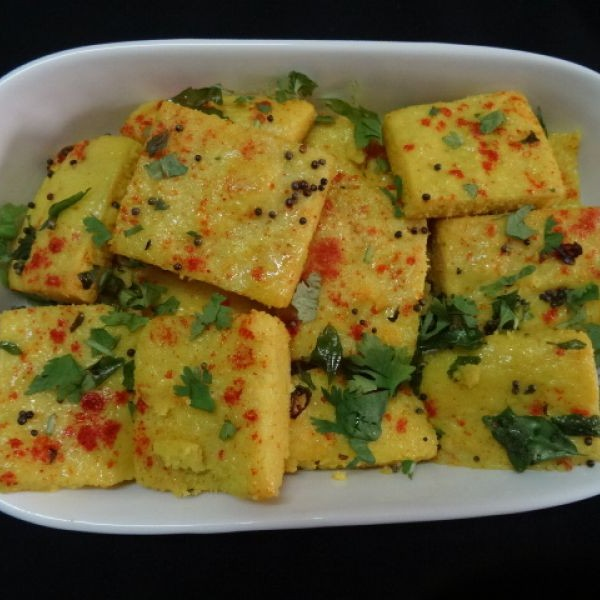 How to make Dhokla