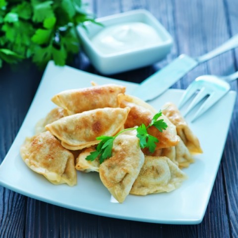 Photo of Gyoza by Sanjula Thangkhiew at BetterButter