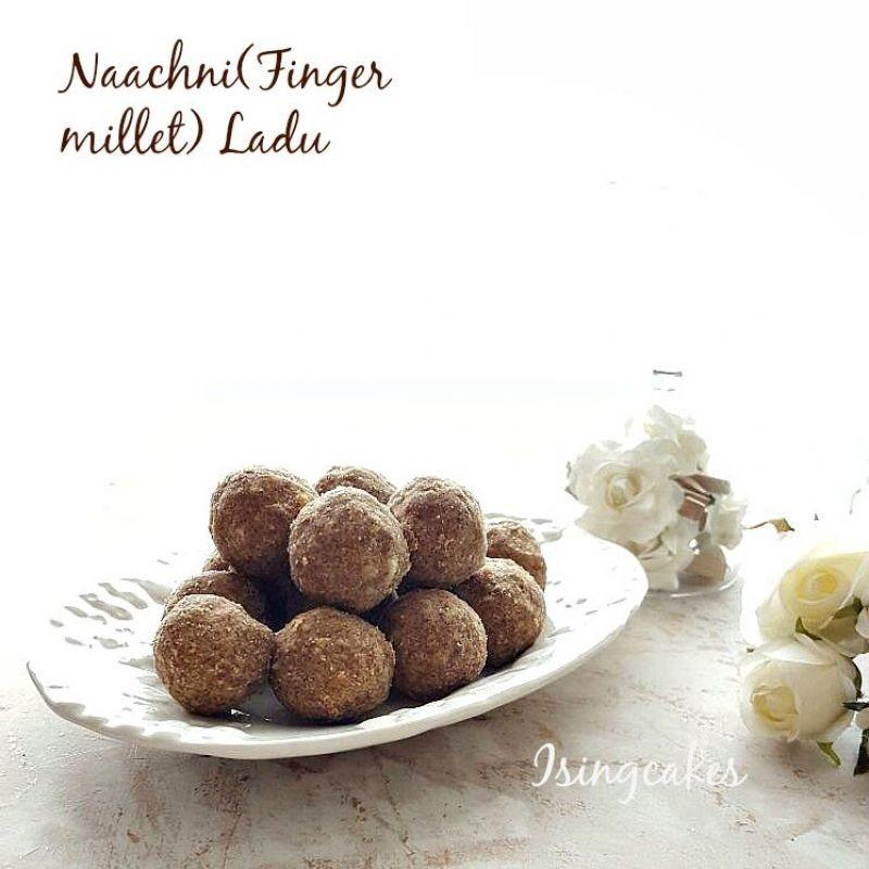 How to make Naachni Ladu
