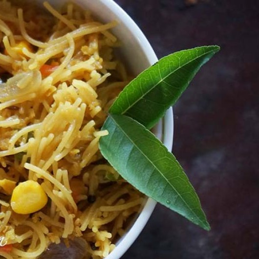 Photo of Soya Veggie Vermicelli by Anshu Pande at BetterButter