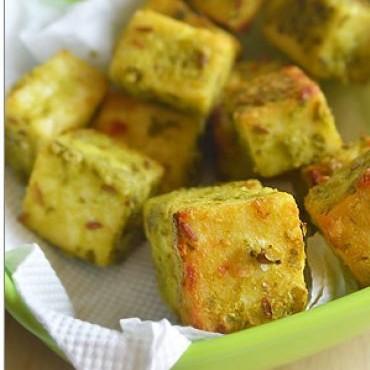 How to make Paneer tikka with panchfodan flavour