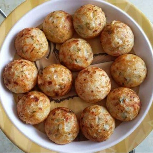How to make Healthy Masala Appe