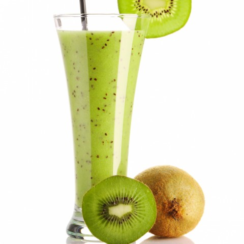 How to make Kiwi Smoothie