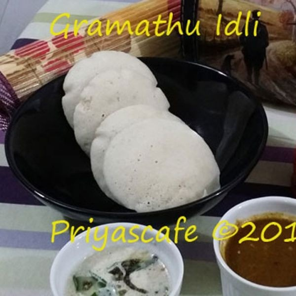 Photo of Gramathu Idli/Village Idli- A Healthy dish from Millets by Priya Alagappan at BetterButter
