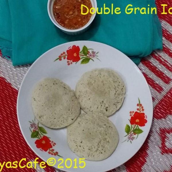Photo of Double Grains Idli by Priya Alagappan at BetterButter