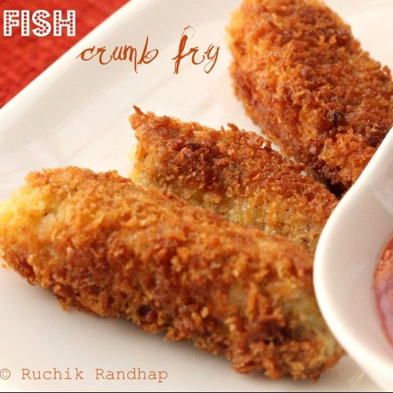 Photo of Fish Crumb Fry / Fish Fingers by Shireen Sequeira at BetterButter