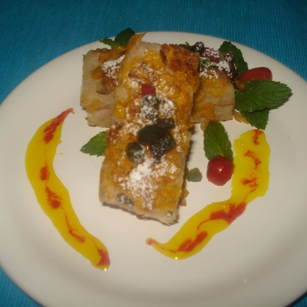 How to make Eggless French toast fingers