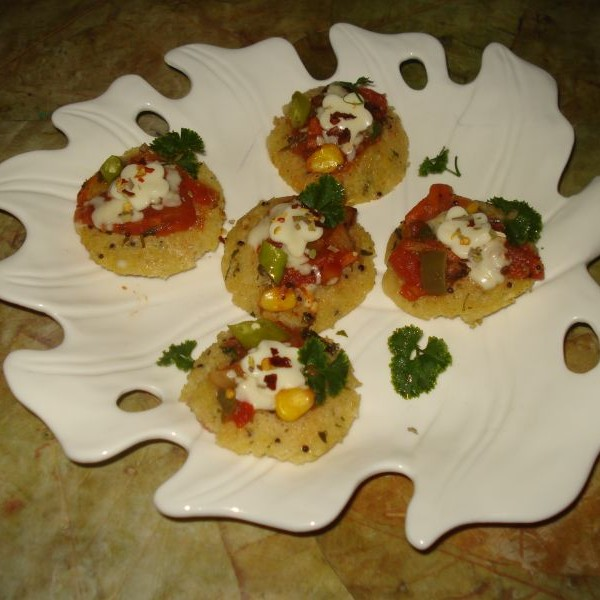Photo of Idli pizziana by suman prakash at BetterButter