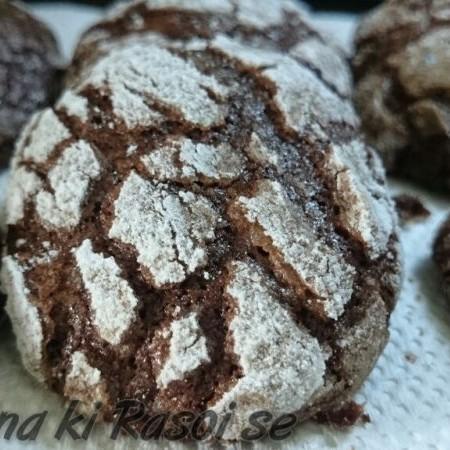 How to make Chocolate brownie cookies
