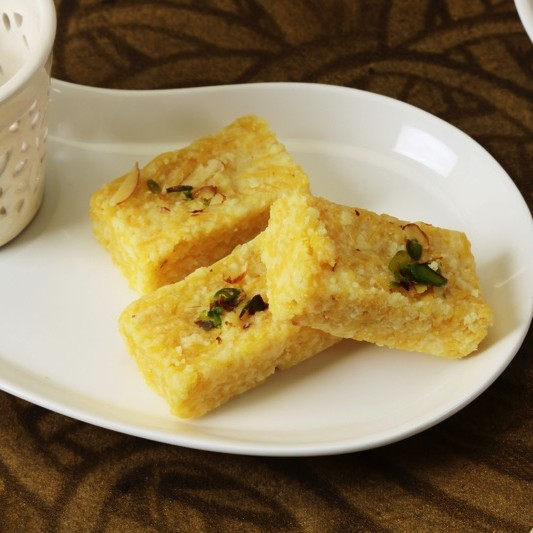 Photo of Paneer Barfi by Ritu Sharma at BetterButter