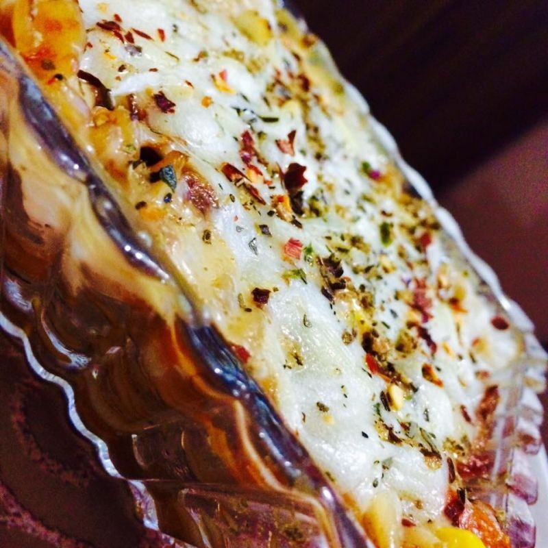 Photo of Baked Wonderful Alternative cheese pasta by Rina Khanchandani at BetterButter