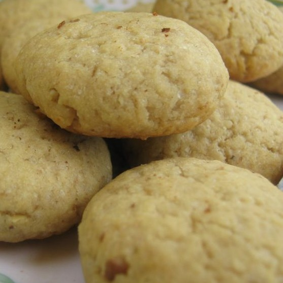 How to make Whole Wheat Flour and Walnut Cookies