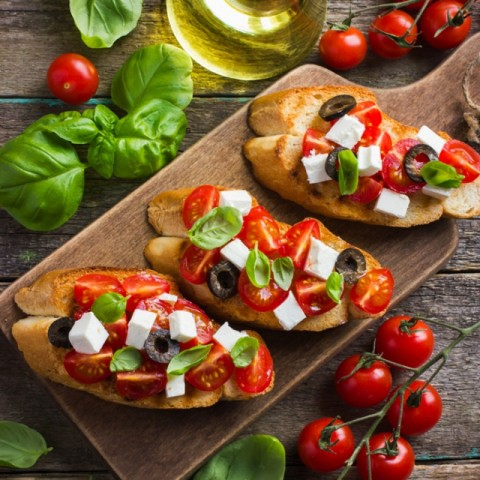 Photo of Bruschetta by Sujata Limbu at BetterButter