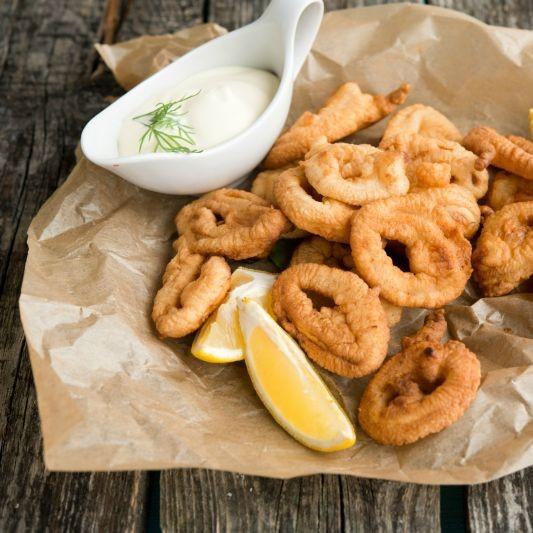 Photo of Fried Calamari by Ruchira Hoon at BetterButter