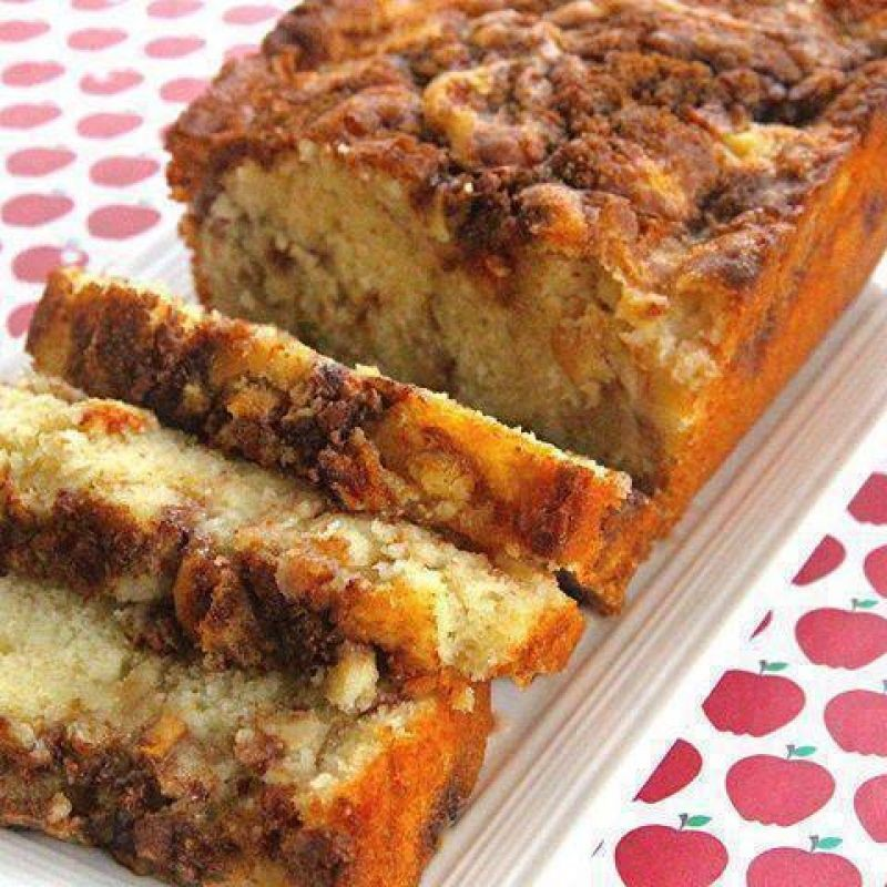 Photo of Apple cinnamon cake by Shraddha Pathak at BetterButter