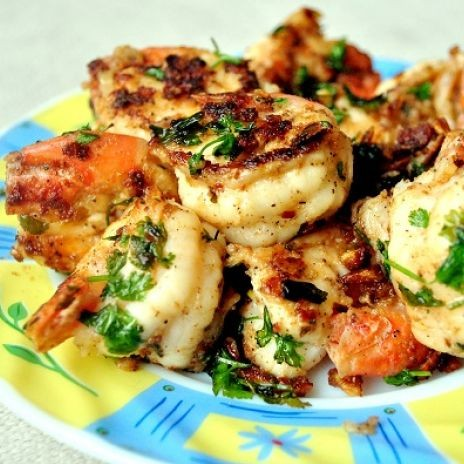 Photo of Butter Garlic Prawns. by Raj Bhalla at BetterButter