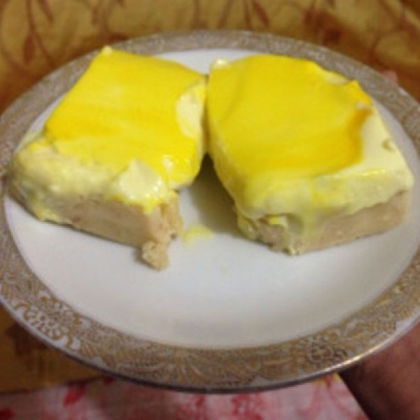 Photo of Instant No-Cook Lemon Cheesecake by Belinda Gaikwad at BetterButter
