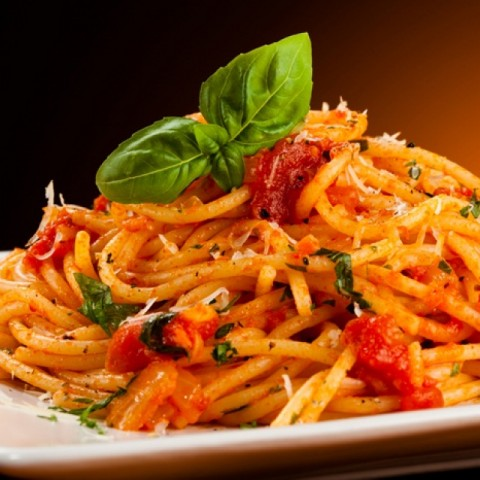 Photo of Pasta with tomato sauce by Sujata Limbu at BetterButter