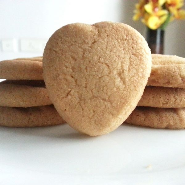 How to make Eggless Butter Cookies